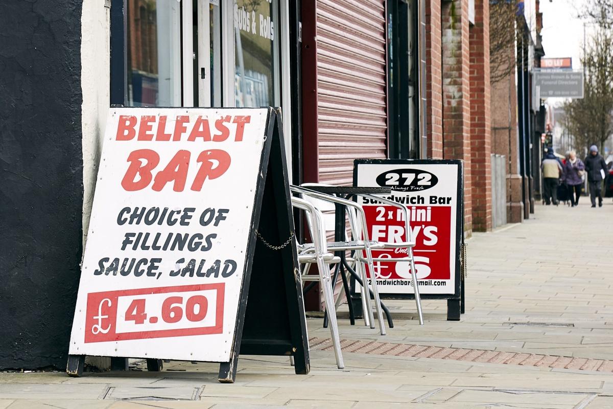 Dee Lite Cafe East Belfast